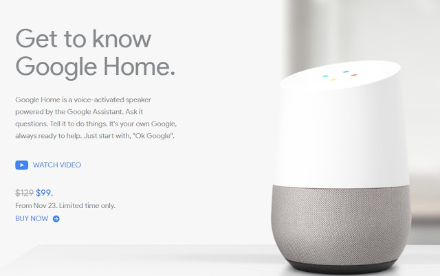Buy Google Home at Just $99 (6732rs) Here: Full Google Home Review