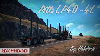 ats hn pitts lp40-4l logger
