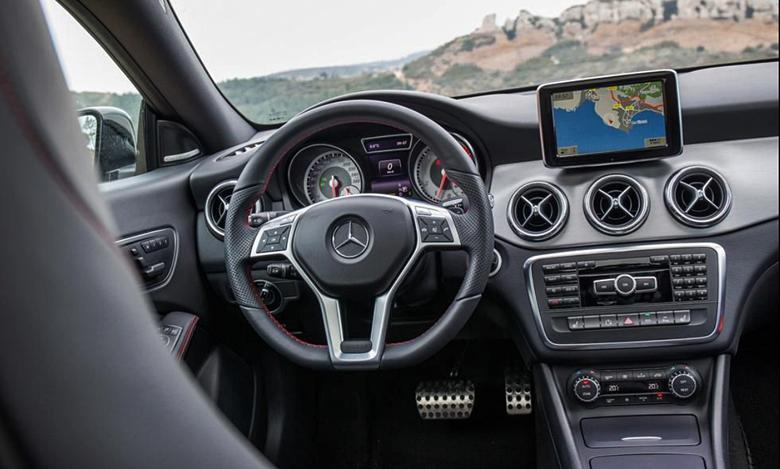 2014 Mercedes-Benz CLA250 Review
