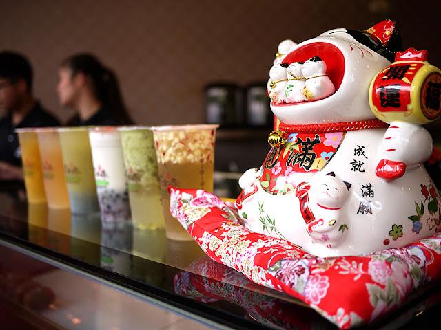 P1260334 - 【熱血採訪】大甲鎮瀾宮旁的茶本味,料好實在點頭奶茶約訪