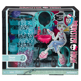 MH G1 Playsets Shower Doll