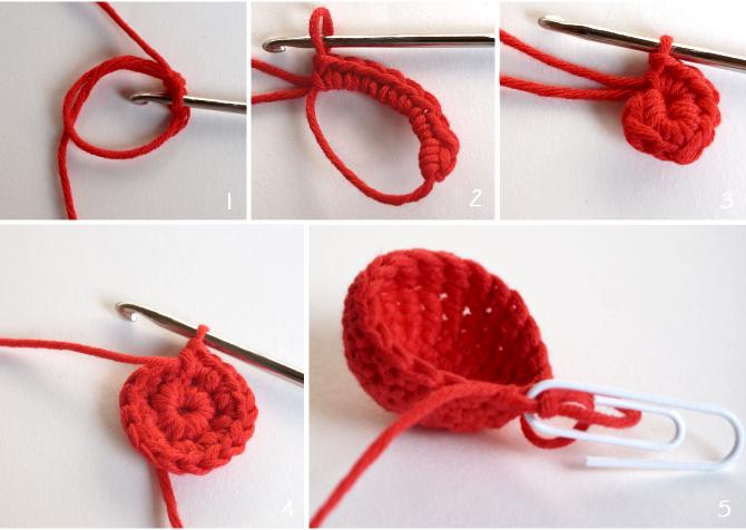 Petite Maille Le Crochet Cest Pas Ringard Coeur Au Crochet