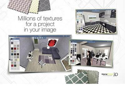 aplikasi desain rumah home design 3D