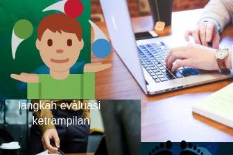langkah-langkah evaluasi pembelajaran ketrampilan (psikomotorik)