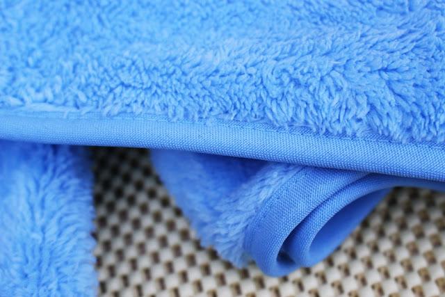 assiamedica turbante per asciugare i capelli