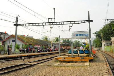 Alamat Stasiun Kebayoran