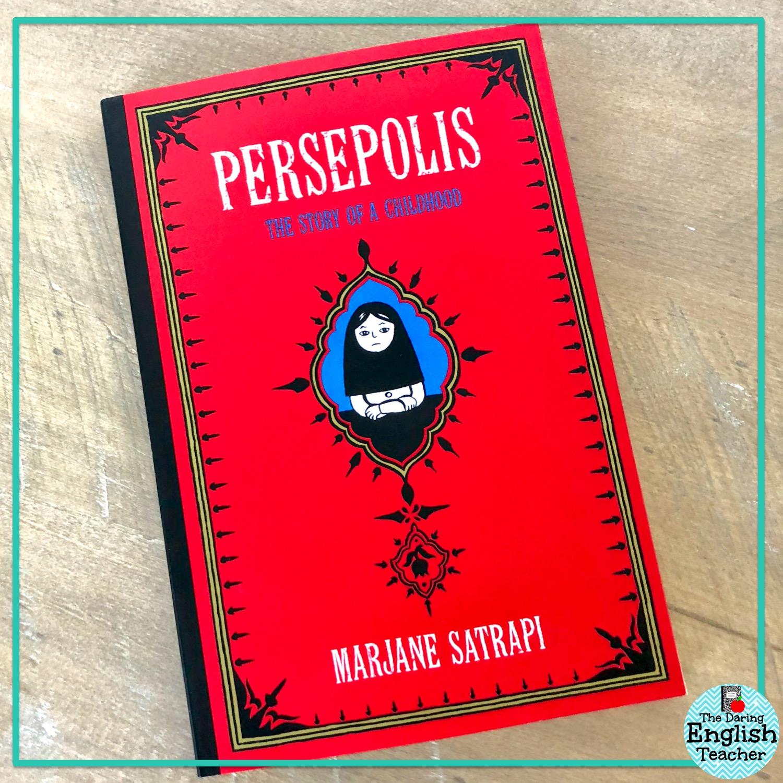 The daring english teacher 4 graphic novels to read in the high school english classroom biocorpaavc