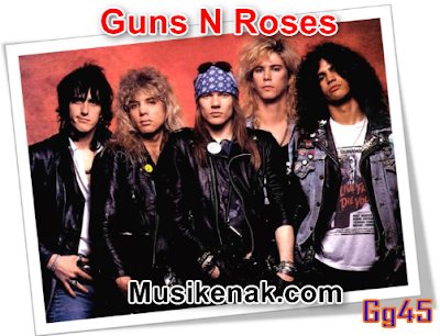 download lagu guns n roses lengkap mp3