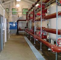 Congressman Visits Arsenic Removal Plant