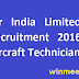 Air India Engineering Services Limited (AIESL)- 961 Aircraft Technician Jobs