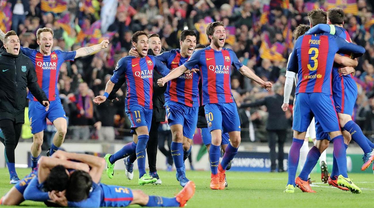Barcelona vs PSG: Greatest Ever Historical Comeback ...