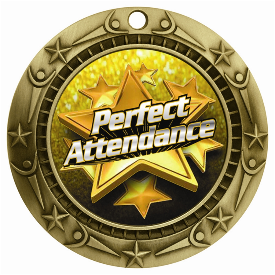 4 Perfect Attendance Certificate Templates Apa Templates