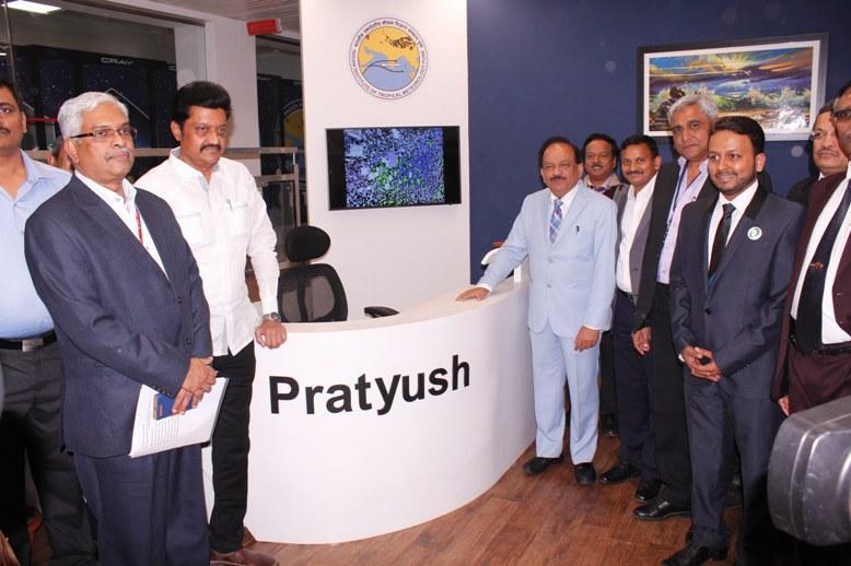 India's first multi-petaflops Supercomputer