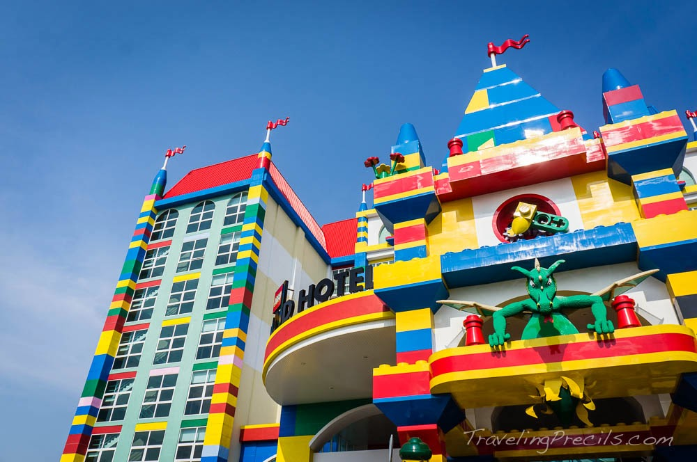 Review Hotel Legoland: Menginap di Kastil Impian