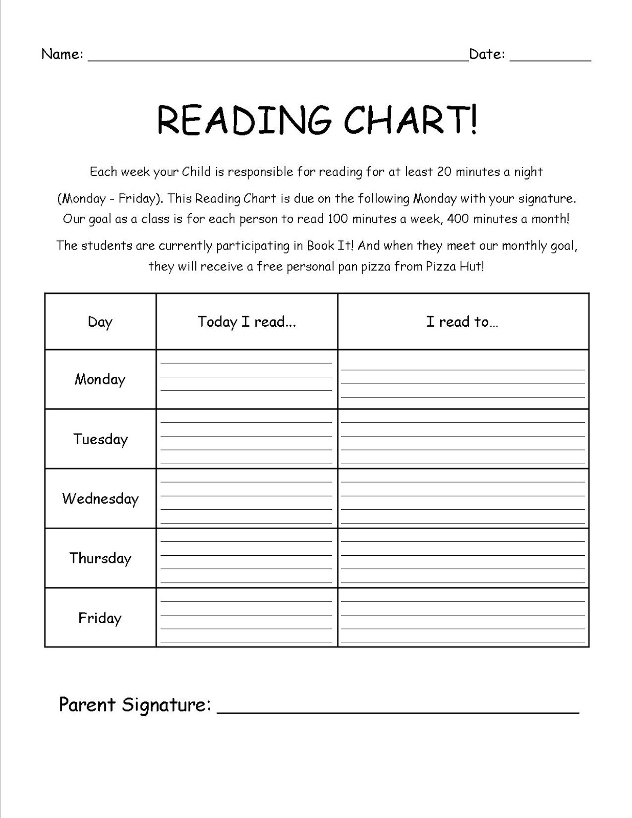 5th Grade Printable Reading Worksheets