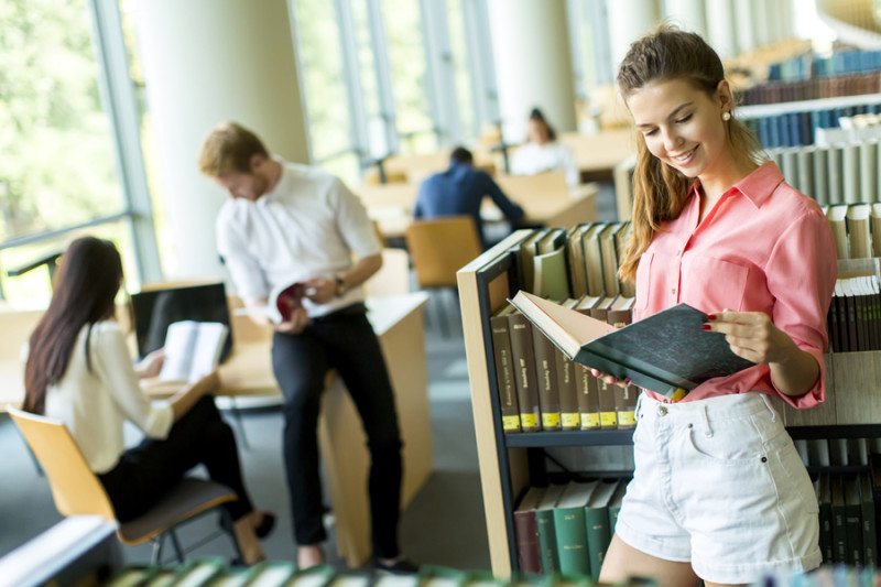 Advanced diploma in library management for graduates
