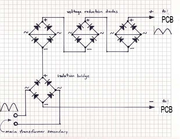 Tech stuff: MIG 120amp pcb schematic