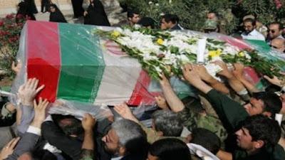 Dua Jenderal Garda Revolusi Iran Tewas dalam Pertempuran Aleppo