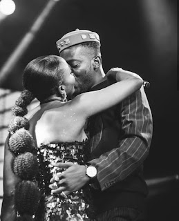 Instagram Reacts To Simi And Adekunle's Wedding