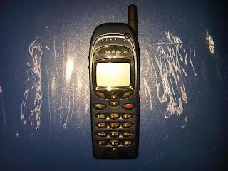 Nokia jadul 6150