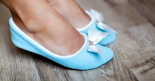 Diy Soft Fabric Slippers The Idea King