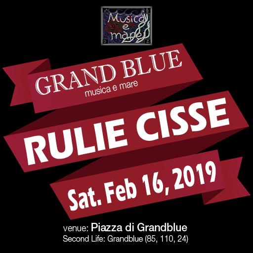 Rulie Cisse real-time・・・