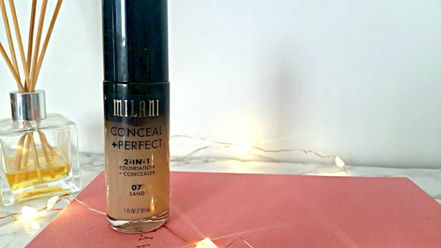 Milani 2 in 1 Foundation Asian/Indian Skin