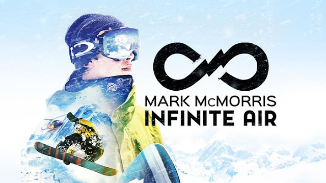 Mark McMorris Infinite Air Review