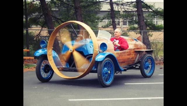 Τα 8 πιο περίεργα αυτοκίνητα που έχουν ποτέ κατασκευαστεί (βίντεο)