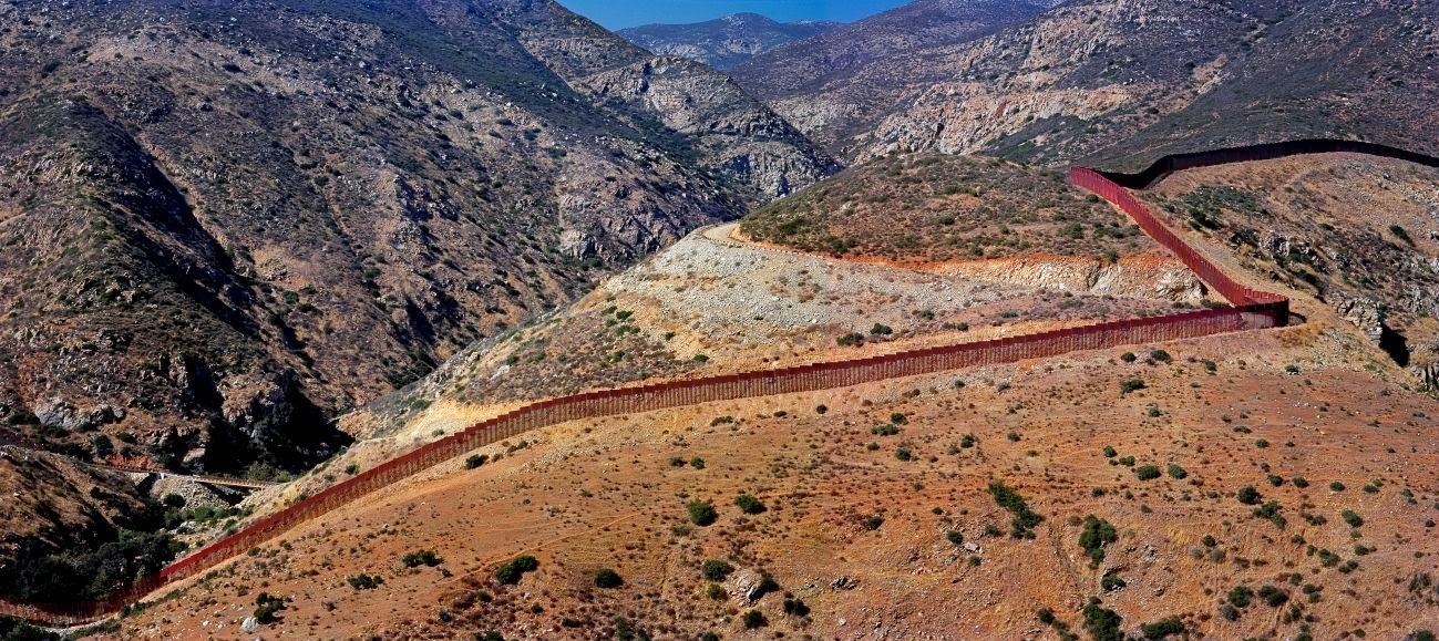Mexikanische Mauer