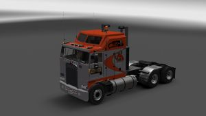 Cowboy Skin for Kenworth K100