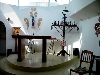 Bateau Chapelle le lien - visite guidée de Lyon - Nicolas Bruno Jacquet