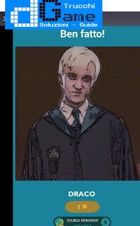 Soluzione Quiz Harry Potter livello 34