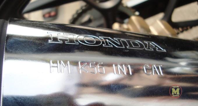 Ukuran Celah Klep Standar Honda Sonic 150R