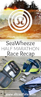 SeaWheeze Race Recap