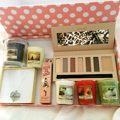Katie Kirk Loves, Giveaway, Yankee, Etsy, Benefit, Barry M