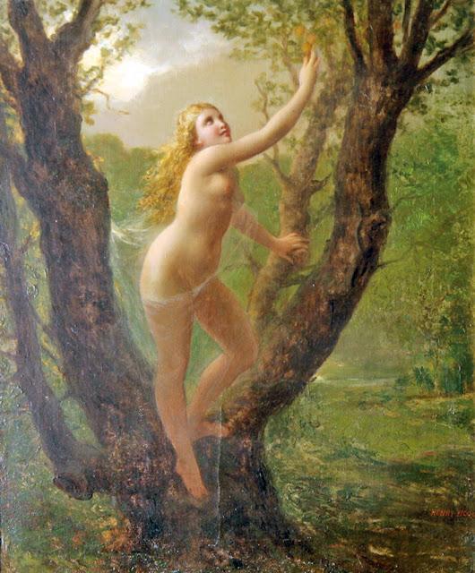 Henri-Pierre Picou, Il nude in arte, Artistic Nude