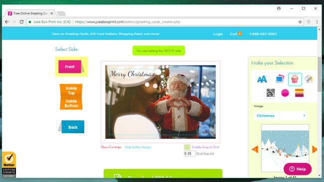 The best free Christmas card making software 2018 - Techies Updates