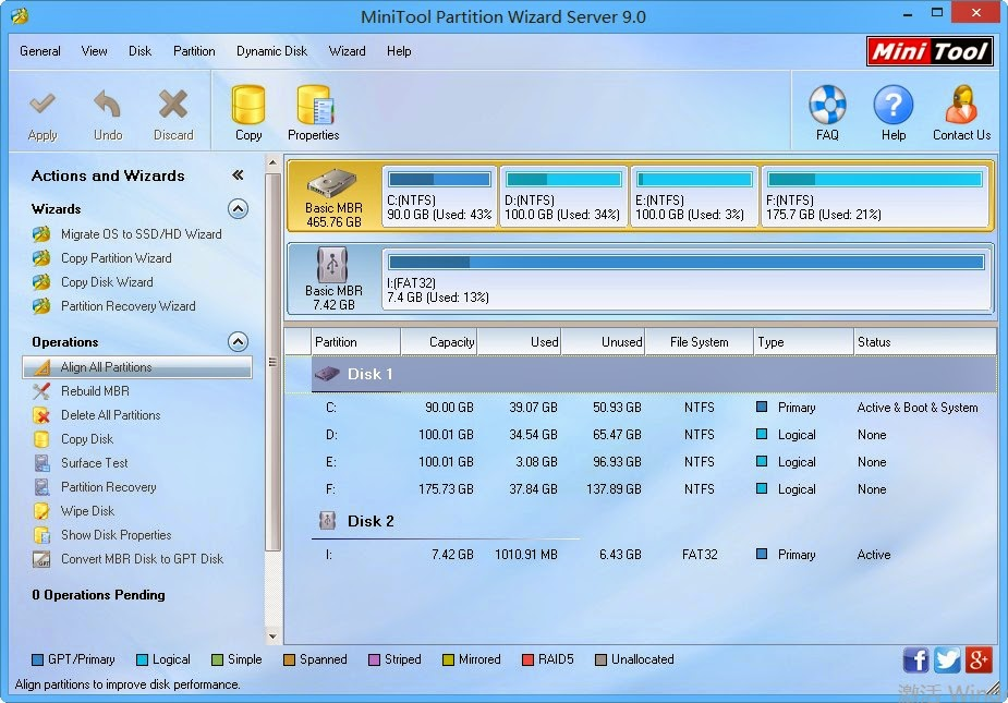 minitool partition wizard professional edition 9.0 crack download