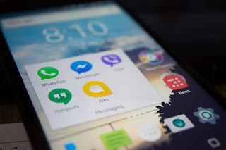 aplikasi android dibidang finansial