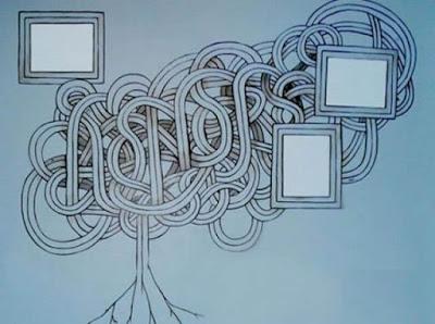 Optical Illusion-Hidden Message