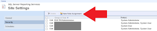Edit In Report Builder Not Showing In SSRS