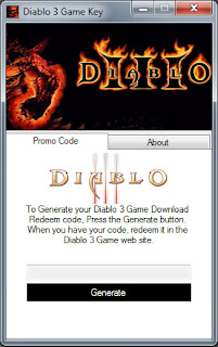 Diablo 3 free game key - Michael toomim