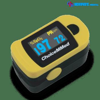 Oxymeter Pengukur Detak Jantung Dan Denyut Nadi