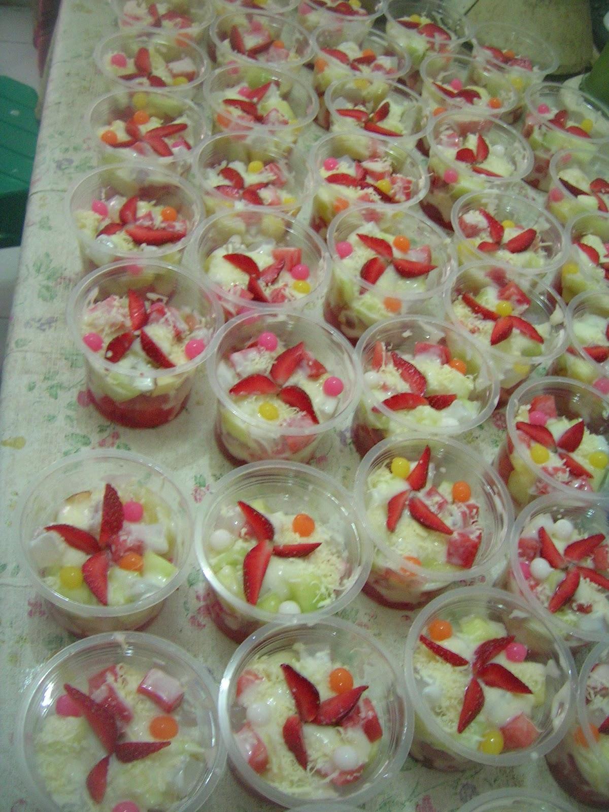 Resep Salad Buah Cup