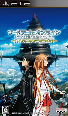 Sword Art Online: Infinity Moment cover