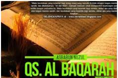 Asbabun Nuzul Al-Baqarah Seri ke-10 Tentang Perpindahan arah Kiblat.