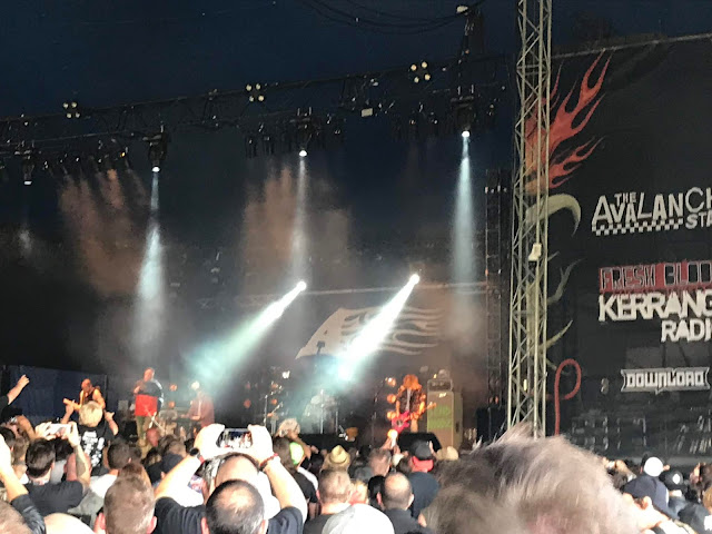 A at Download UK 2018
