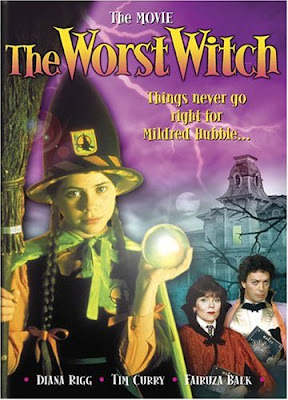 the worst witch - American Christmas Carol