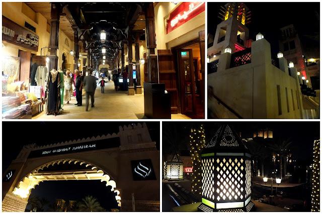 zoco y tiendas en Dubai